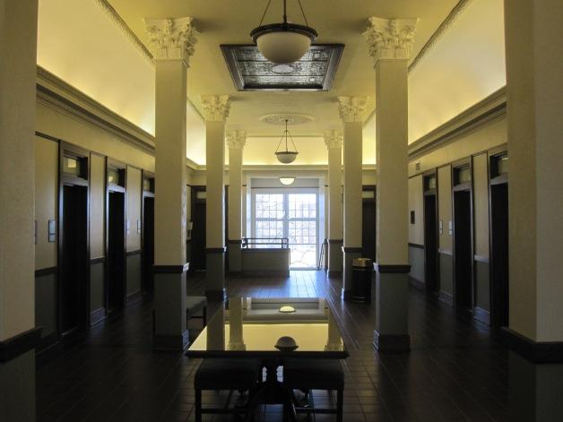 Caldwell Hall, Hardin-Simmons University