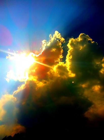 Susan Pigott's Raton NM sky