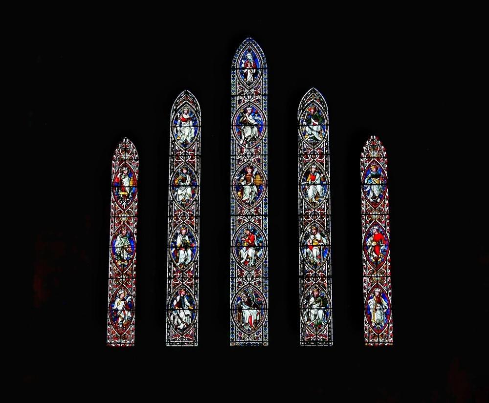 Susan Pigott, Christ Church, Dublin, Ireland