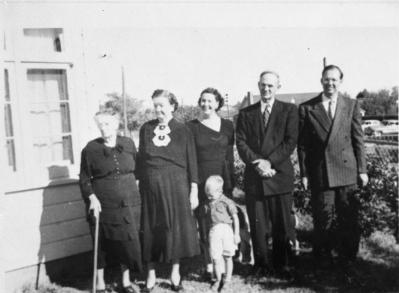 Rupert's family