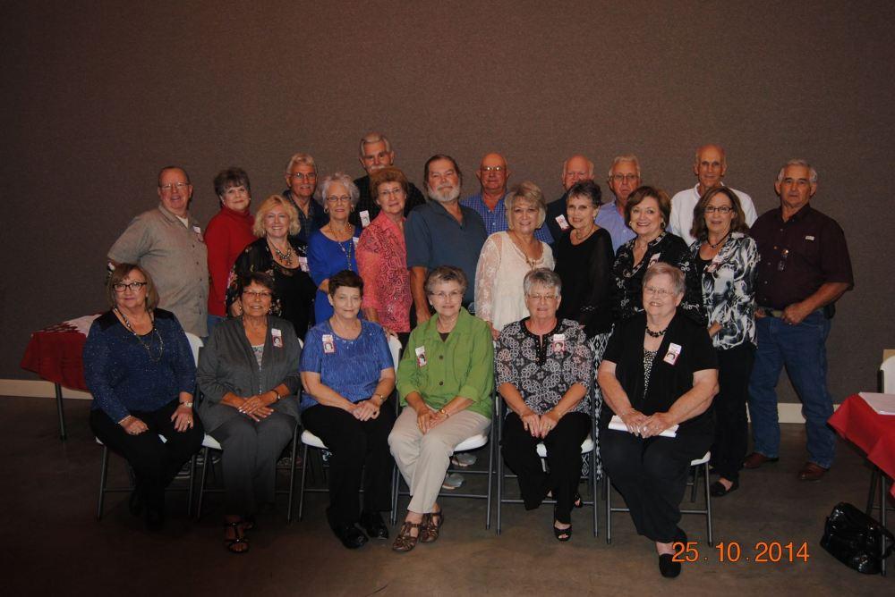 Winnsboro (Texas) High School Class of 1964, Fiftieth Class Reunion