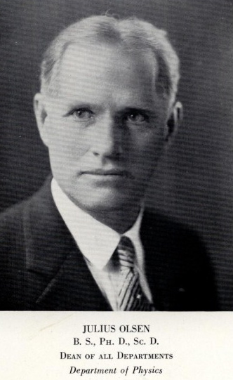 Dean Julius Olsen