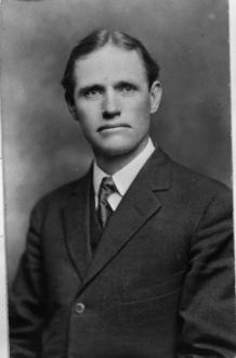 Dr. Olsen Portrait