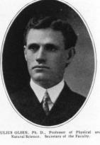 Julius Olsen circle photo