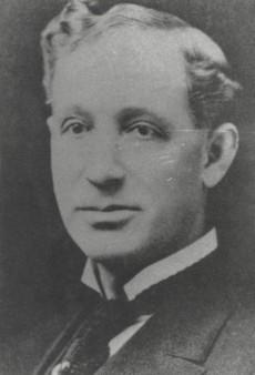 1908-1909 J. D. Sandefer, President John Tarleton College