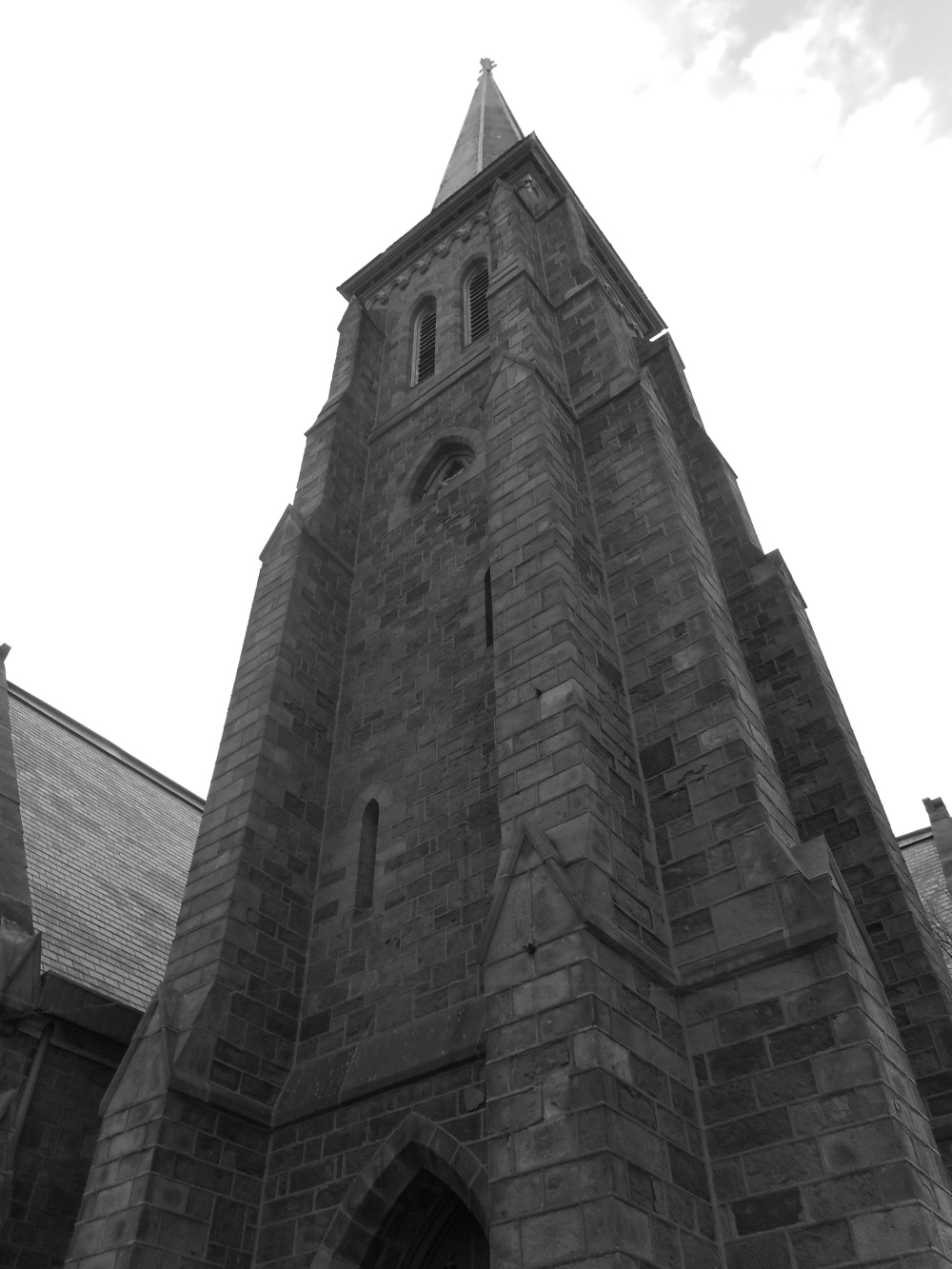 2014 Photo of Simmons's Church in Philadelphia