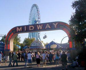 Fair Park Midway