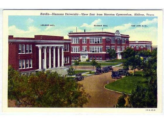Hardin-Simmons-University-Abilene-F2036F2F