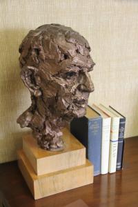 Bust of Dr. Richardson