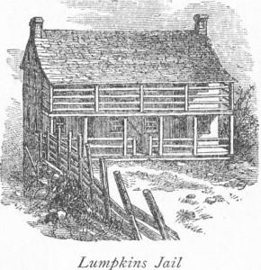Lumpkins Jail
