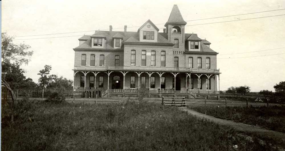 Old Main, Hardin-Simmons University, History Collection