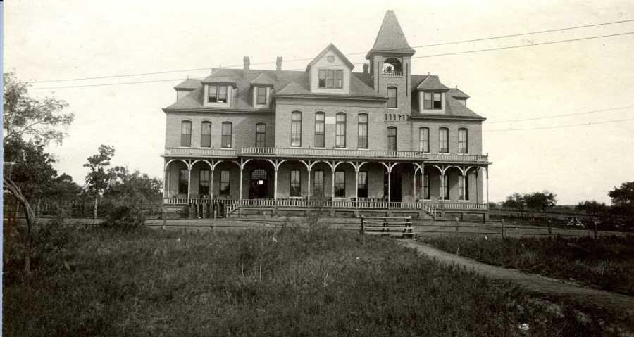 Old Main, Hardin-Simmons University, History Collection